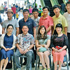 Art Boncato with Korean bloggers. (Sun.Star Davao photo)