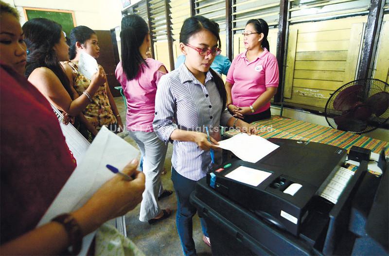 PCOS machine testing in Cebu