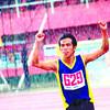 Runner Daniel Nova