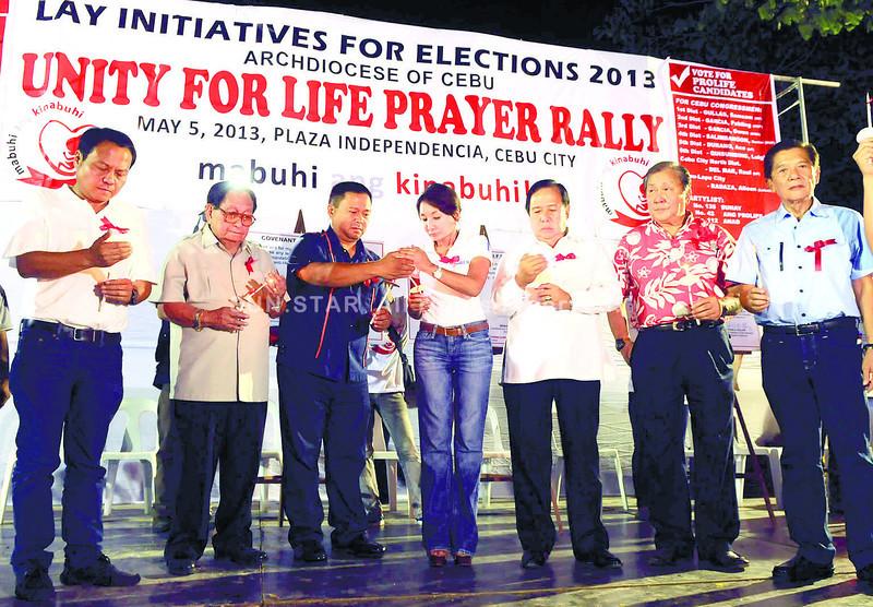 Pro-life group's candidates