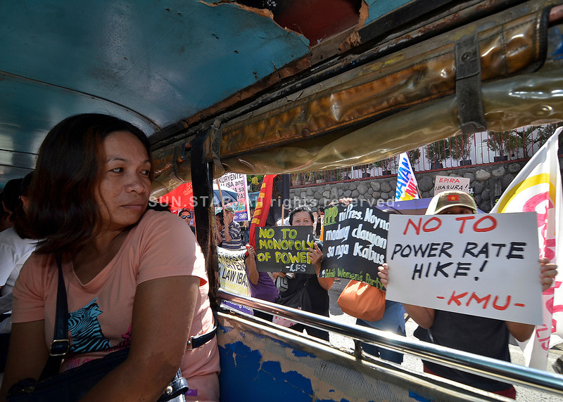 No to power rate hike