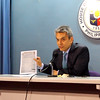 Navotas City Representative Toby Tiangco