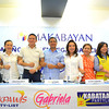 "MANILA. Makabayan Coalition formally introduces Thursday its so-called ""6 Senate champions"" at a press conference held at the Quezon City Sports Club in Quezon City. (Contributed photo)"