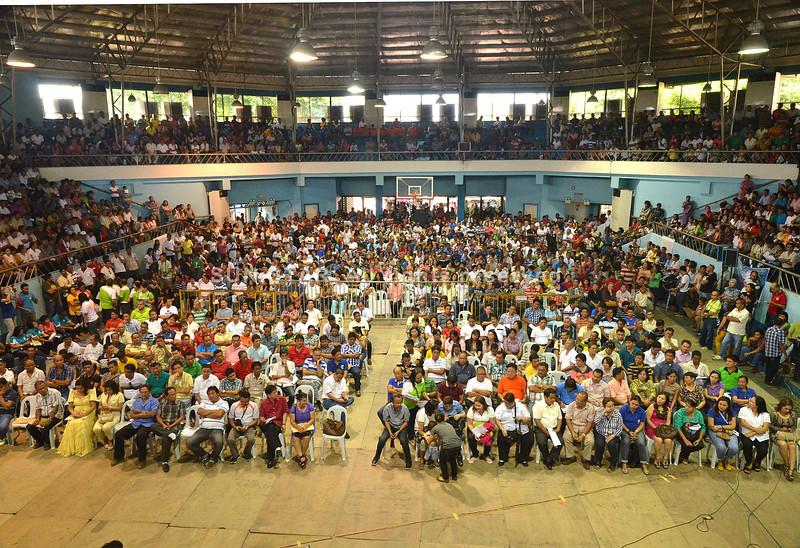 Mananaog nga mga barangay opisyal