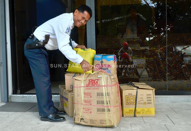 Hinabang para sa biktima sa Bagyong Yolanda