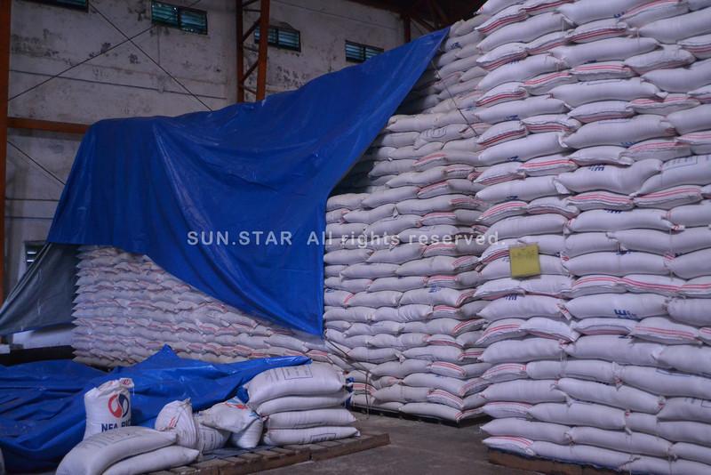 Enough supply of rice in Calbayog City, Samar