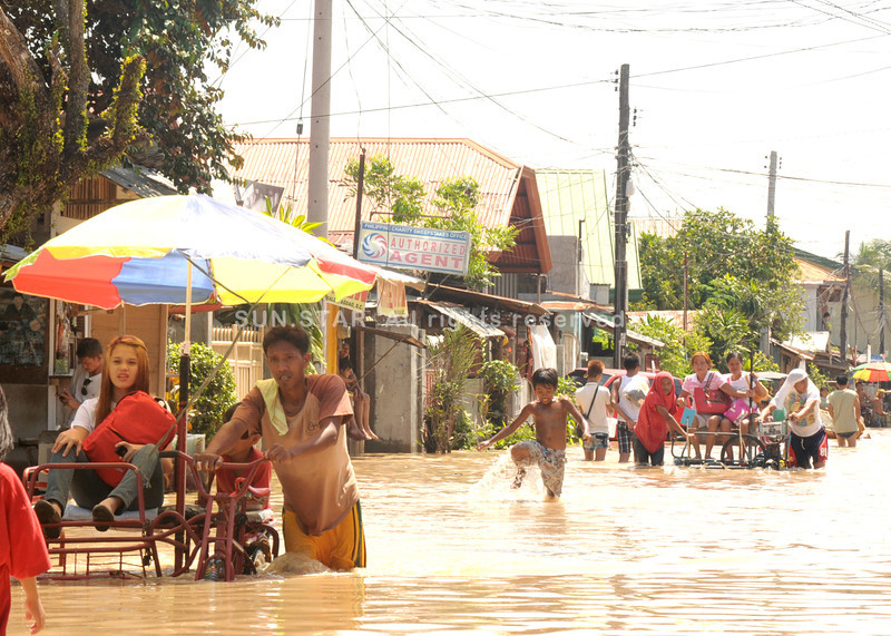 November 2013 Flood in Davao