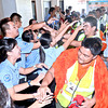 Davao rescue team from Tacloban arrives home