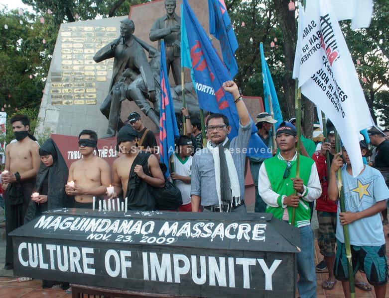 Unity to fight impunity