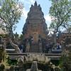 Pura Taman Kemuda Sarawati in Bali, Indonesia