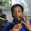 Davao City Mayor Rodrigo R. Duterte