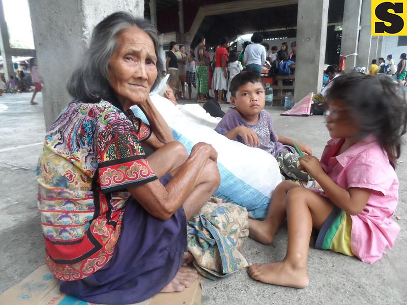 Misamis Oriental evacuees
