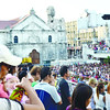 Sto Nino devotees in Cebu City