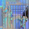 Cramping behind bars