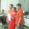 Ex-congresswoman Cynthia Villar says she is in favor of sin tax, FOI bills. (Virgil Lopez)