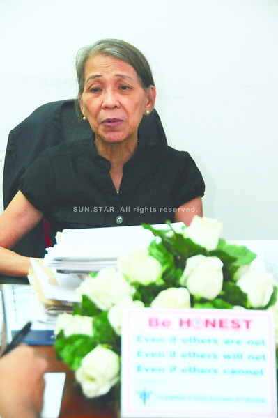 REPERCUSSION. The lawyer of the mayor of Igbaras and two former town officials says they might file a damage suit against former assistant Visayas ombudsman Virginia Santiago after Ombudsman Conchita Carpio-Morales reversed Santiago's decision and cleared his clients. (Sun.Star File)