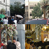 CEBU CITY.  A mass and a motorcade were held Tuesday morning at the Cebu Metropolitan Cathedral to send off the image of Blessed Pedro Calungsod for the canonization rites on October 21, 2012 in Rome, Italy. (Joan Capuyan)