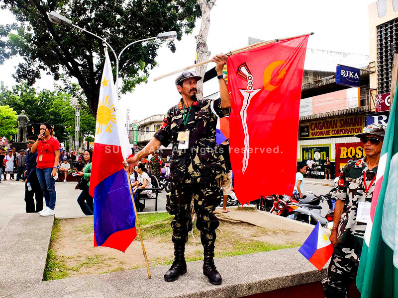 MNLF holds prayer rally in Cagayan de Oro