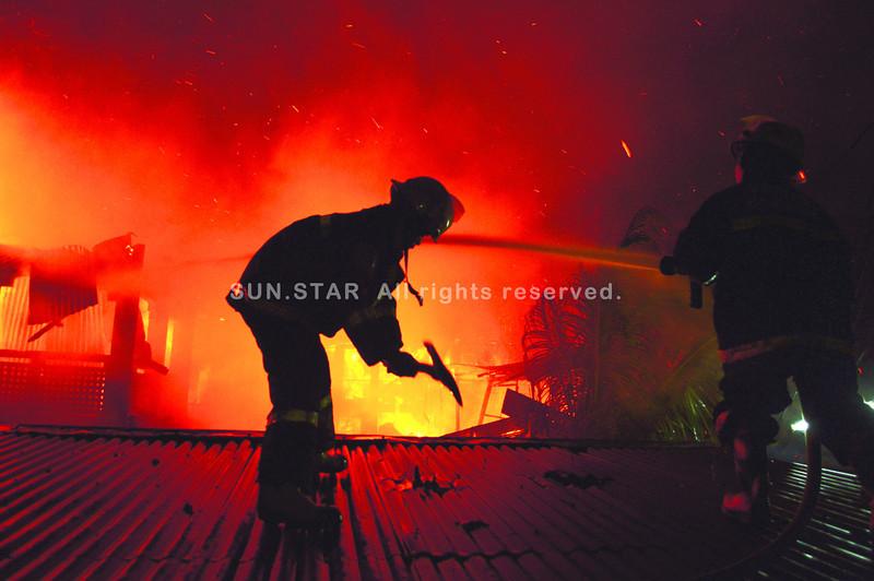 Guadalupe Cebu fire
