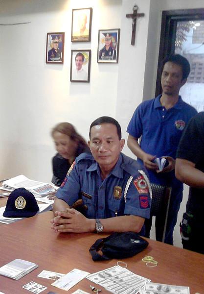 Cebu City Police Senior Police Officer 2 Isagani Ceniza