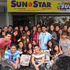 Education tour sa Sun.Star SuperBalita Davao