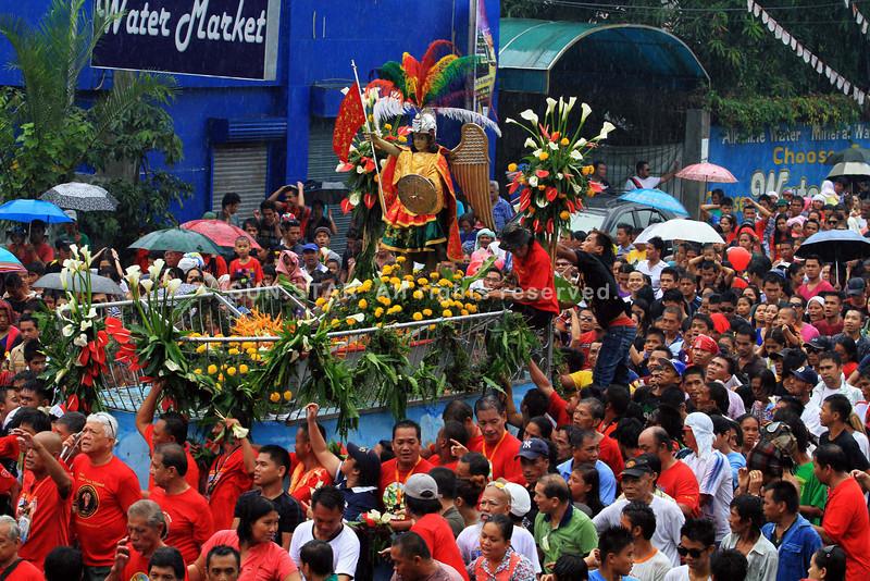 St. Michael the Archangel feast in Iligan City