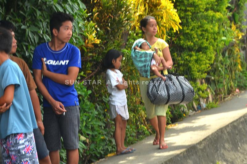 Sunog sa Agdao, Davao City