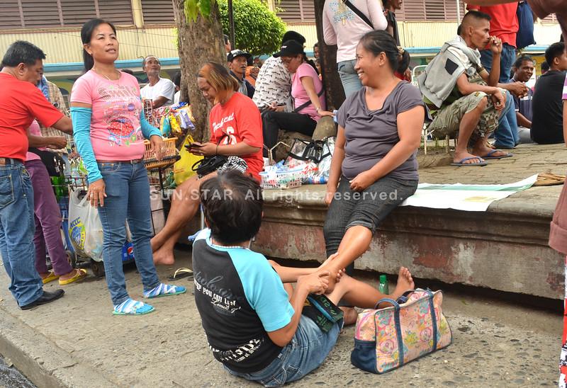 Manghihilot sa Davao