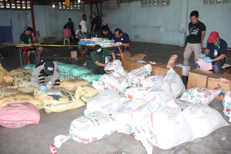 Drug bust in City of San Fernando