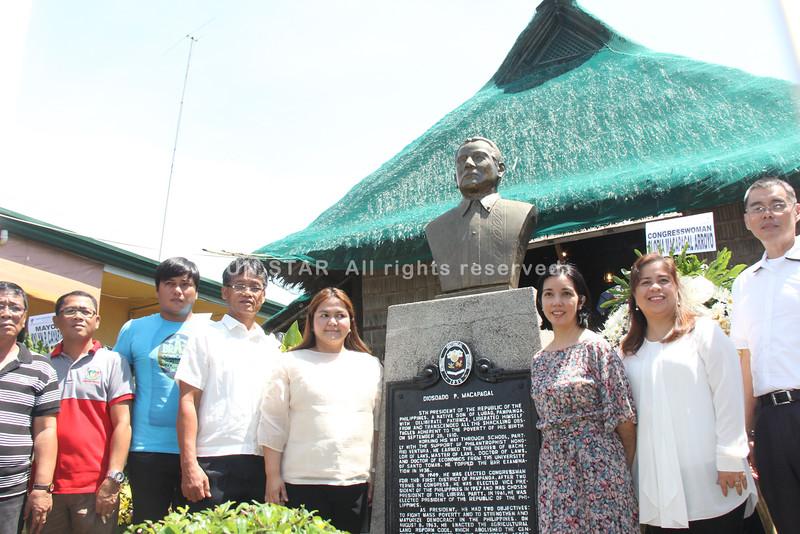 Diosdado Macapagal Day