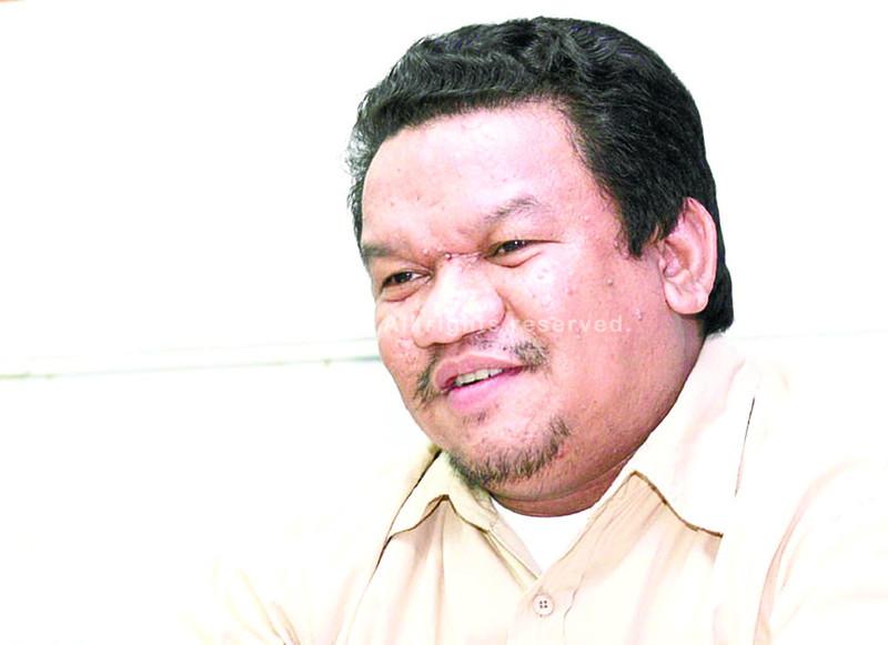 06-11-07<br /> Lionel Marco Castillano-Provincial Election Officer.<br /> (SS Foto Amper Campana)