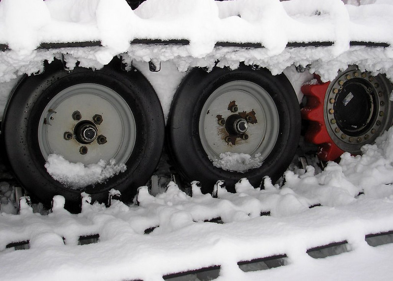 """Open/B Grade........""""Snow Plough-Wheels And Cogs"""" by Anne Macdonald........Acceptance"""