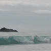 "Junior Grade Open........"" Wave ""  by  Robin Long........Merit.<br /> <br /> You have done well to place the horizon and the outcrop of rock on the thirds.  Also the muted tones are calm and peaceful."