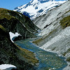 "B Grade Open........"" Cascading To Mt Aspiring ""  by  Maryann Williams........Merit.<br /> <br /> Nature at it's best, clear blue sky, crispness in the air and a stream which leads the eye to the imposing mountain."