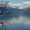 """Novice grade open........"""" Lake Wanaka """"  by  Allen Ford........Merit.<br /> <br /> A lovely scene – a very familiar viewpoint, well caught.  A nice serene day with just the right amount of compositional focus provided by the ducks. A good well-exposed and framed image."""