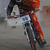 Here's Coming<br /> The rider's clothing gives the image good colour impact, however apart from a bit of dust and the angle of the rider I don't sense a lot of action. The rider's face is lost in shadow and had you been able to see some expression then the image may have been lifted in impact.<br /> Not Accepted  030 A grade
