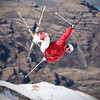 Philippe Marquis Team Canada Spotting the Landing Thierry Huet<br /> Even though I have commented on wanting some images to have a slower shutter speed to create more sense of movement, I feel this one works with the movement frozen as the pose of the skier, the flicks of snow and the fact he is airborne all add to create the sense of action. Great shot!<br /> Honours  A grade