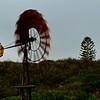 Old Wind Vane Bob Steel<br /> The wind vane is well placed within the frame and the slow shutter speed to capture the motion of the wind vane helps tell the story.<br /> Accepted