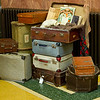 Been There	Bob Steel	B grade<br /> What a great collection of old suitcases but is it just that? What have you added to the pile as the photographer? Have you thought about cropping, do you need that arm chair on the LH side and does the heater on the RH side add anything to the image? You obviously know the wonderful story behind the cases but the viewers don't, they only know what they can see, therefore you need to construct the story you want to tell. Perhaps select fewer cases. Open more. What is inside them? Perhaps the books in the top one need to be closer so they are easier to read .Simplify the whole image . I'm sure you can find a good photo here somewhere ACC