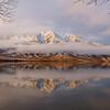 Winter Scene Lake Benmore  - Allen Hogan