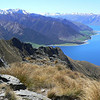 Lake Hawea From Isthmus Point