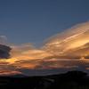 Lenticular Sunset - Allen Hogan