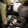 Road Crash Rescue Practice - Brent Hollow