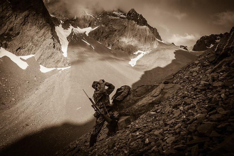 Thar hunter dazzler pinnacles – Hopkins Valley – Brent Hollow