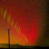 Aurora over Wanaka – Heather Macleod