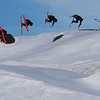 Ski jumper – composite – Heather Macleod