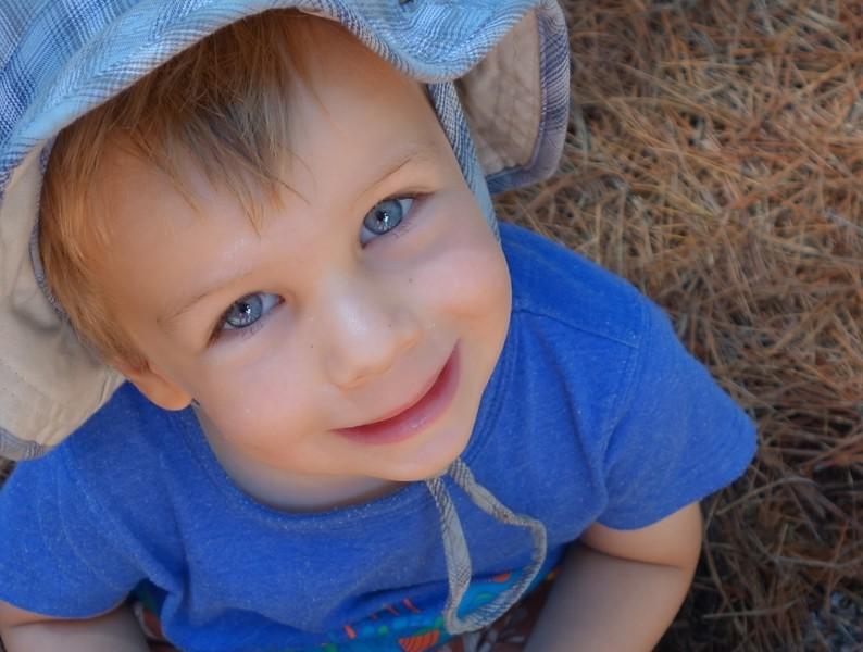Blue eyes – Amy Ballantyne