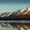 Sunset Lake Ohau