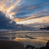 071- PIHA STORM by Geoff Perry