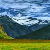 Avalanche Glacier     [Honours]     John Wattie